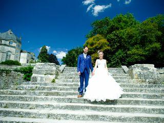 Le mariage de Cynthia et Florian