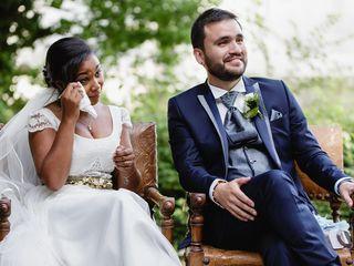 Le mariage de Vanea et Mario