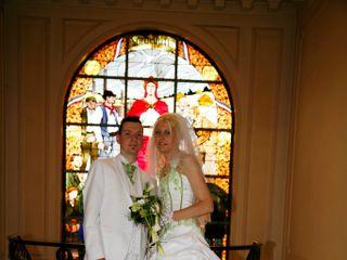 Le mariage de vanessa et xavier