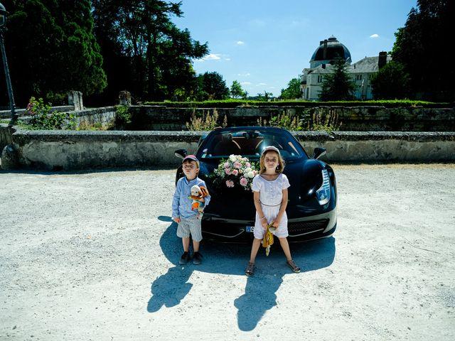 Le mariage de Florian et Cynthia à Châteauneuf, Loire 20