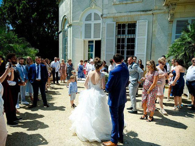 Le mariage de Florian et Cynthia à Châteauneuf, Loire 27