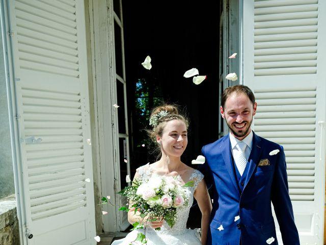 Le mariage de Florian et Cynthia à Châteauneuf, Loire 29