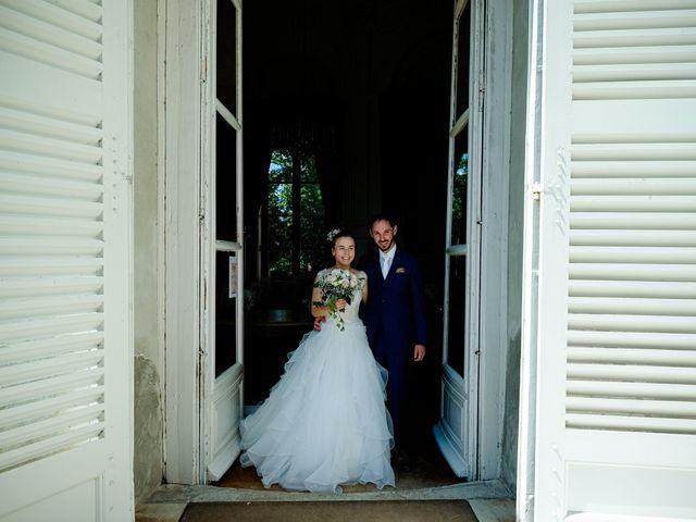 Le mariage de Florian et Cynthia à Châteauneuf, Loire 30