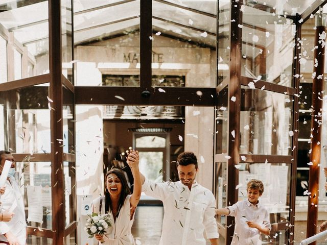 Le mariage de Gregory et Tiffanie à Villecroze, Var 14