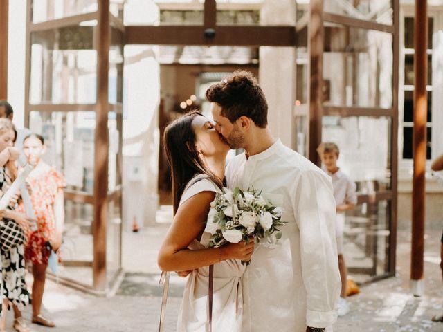 Le mariage de Tiffanie et Gregory