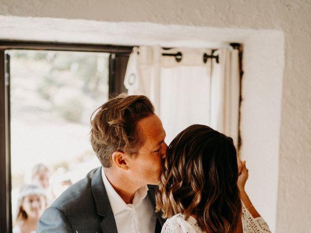 Le mariage de Gregory et Tiffanie à Villecroze, Var 45
