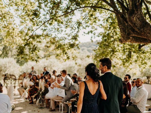 Le mariage de Gregory et Tiffanie à Villecroze, Var 72