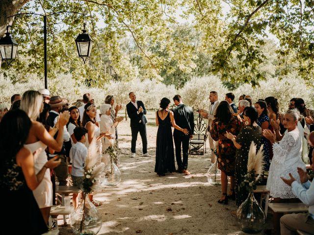 Le mariage de Gregory et Tiffanie à Villecroze, Var 73