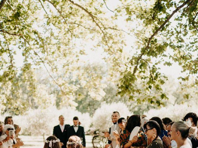 Le mariage de Gregory et Tiffanie à Villecroze, Var 74