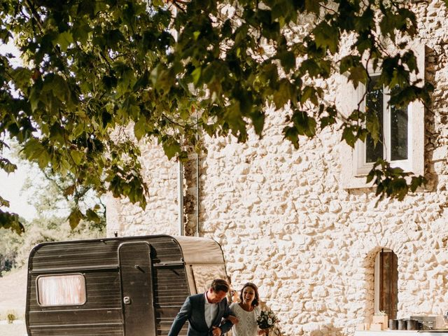 Le mariage de Gregory et Tiffanie à Villecroze, Var 75