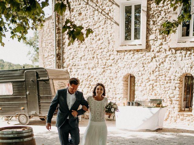 Le mariage de Gregory et Tiffanie à Villecroze, Var 76