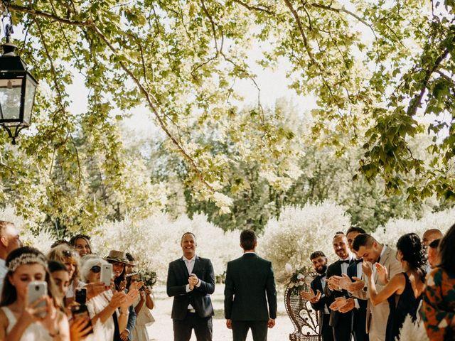 Le mariage de Gregory et Tiffanie à Villecroze, Var 78
