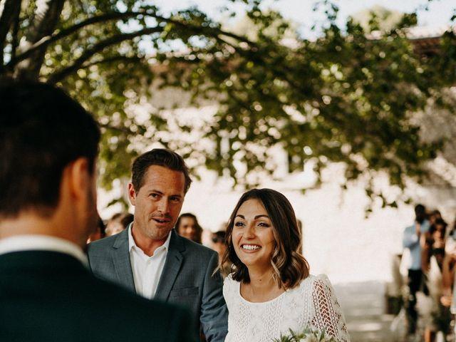 Le mariage de Gregory et Tiffanie à Villecroze, Var 80