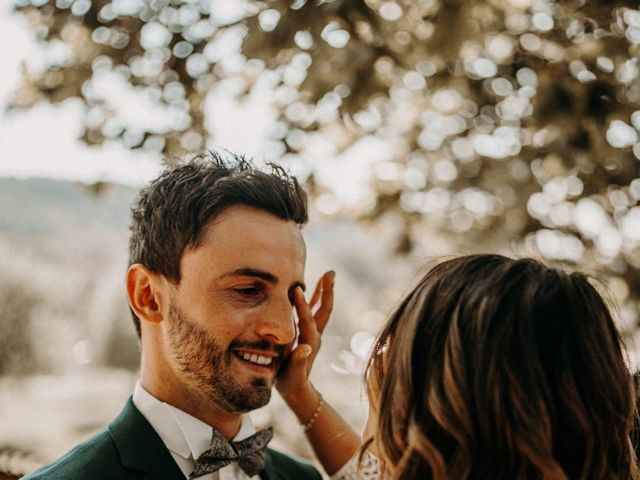 Le mariage de Gregory et Tiffanie à Villecroze, Var 81