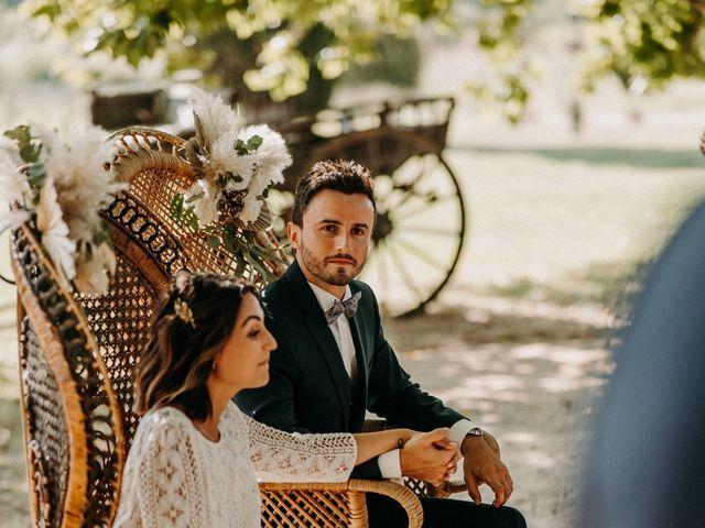 Le mariage de Gregory et Tiffanie à Villecroze, Var 89