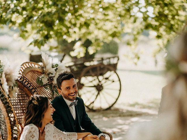 Le mariage de Gregory et Tiffanie à Villecroze, Var 95