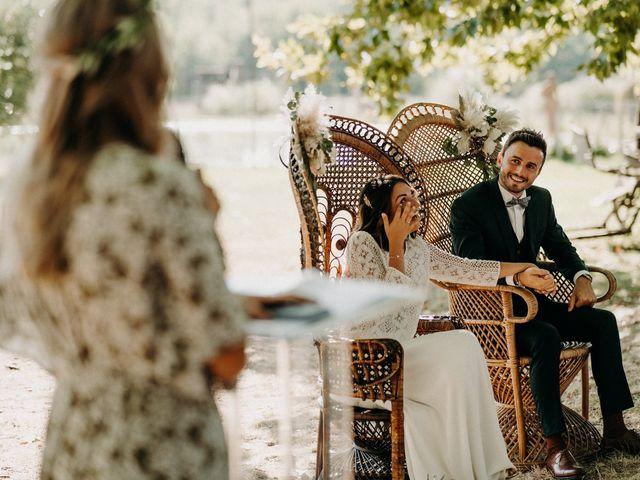 Le mariage de Gregory et Tiffanie à Villecroze, Var 96