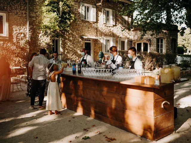 Le mariage de Gregory et Tiffanie à Villecroze, Var 133
