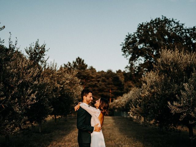 Le mariage de Gregory et Tiffanie à Villecroze, Var 165