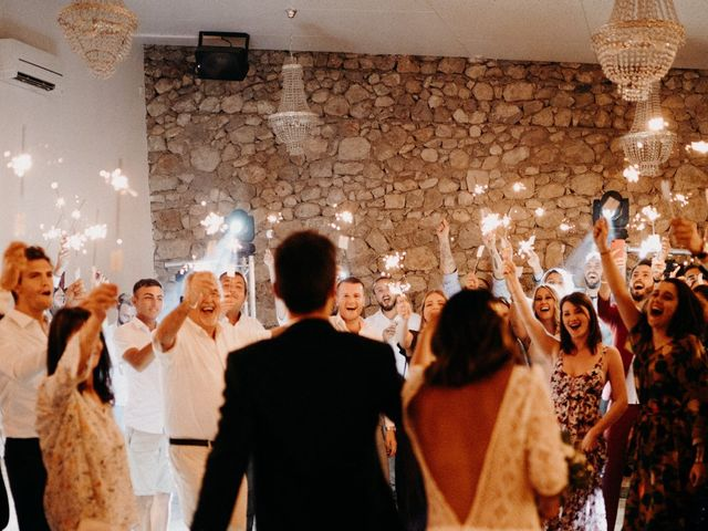 Le mariage de Gregory et Tiffanie à Villecroze, Var 174