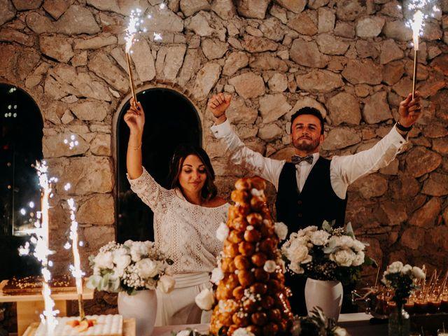Le mariage de Gregory et Tiffanie à Villecroze, Var 204