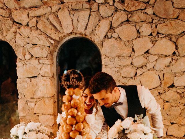 Le mariage de Gregory et Tiffanie à Villecroze, Var 206
