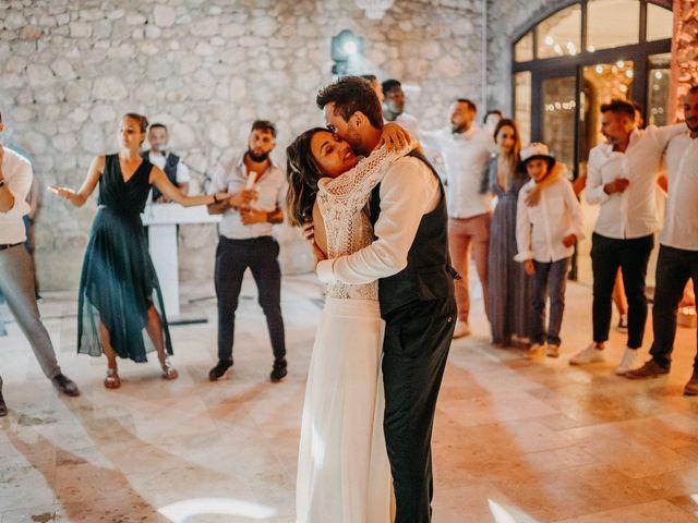 Le mariage de Gregory et Tiffanie à Villecroze, Var 211