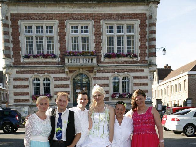 Le mariage de xavier et vanessa à Vendin-le-Vieil, Pas-de-Calais 12