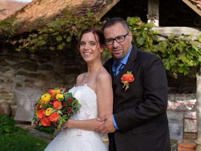 Le mariage de Monique et Arezki