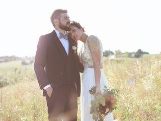 Le mariage de Anastasia et Guillaume