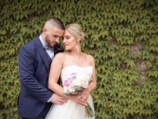 Le mariage de Virginie et Goshua