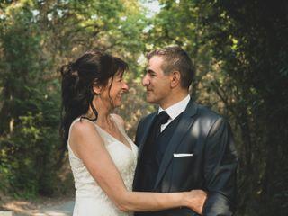 Le mariage de Fabienne et Hervé