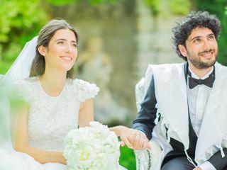 Le mariage de Sarah et Raphael