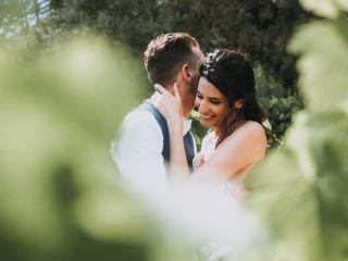 Le mariage de Leslie et Nicolas