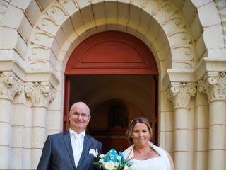 Le mariage de Sandrine et Gérard 1