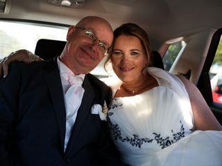 Le mariage de Sandrine et Gérard