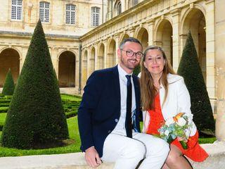 Le mariage de Justine et Frédéric  et LE CHEVALIER 1