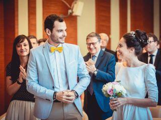 Le mariage de Estelle et Pierre Emmanuel 1