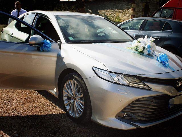 Le mariage de Isabelle et Thomas à Chaulgnes, Nièvre 1