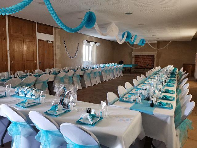 Le mariage de Isabelle et Thomas à Chaulgnes, Nièvre 6