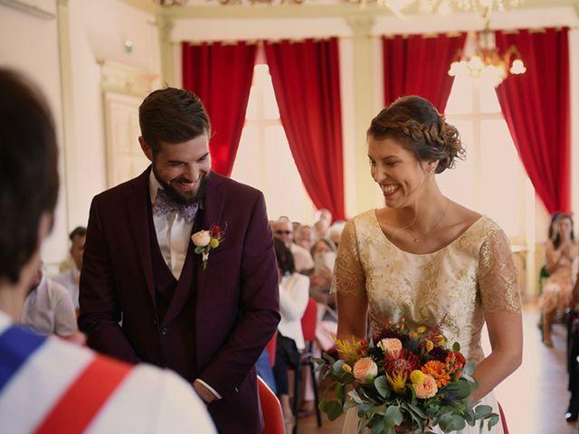 Le mariage de Guillaume et Anastasia à L'Isle-Jourdain, Gers 24