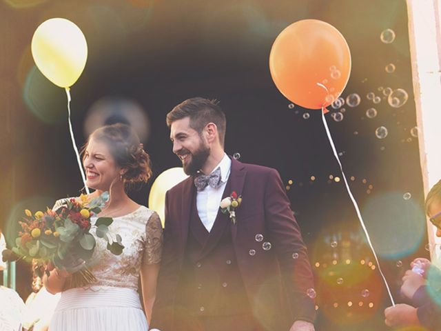 Le mariage de Guillaume et Anastasia à L'Isle-Jourdain, Gers 26