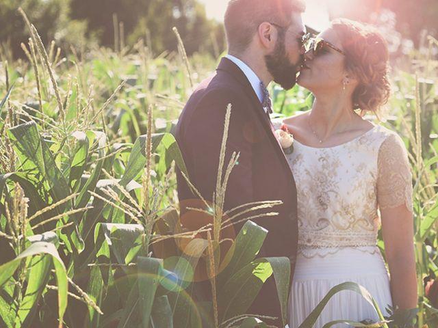 Le mariage de Guillaume et Anastasia à L'Isle-Jourdain, Gers 28