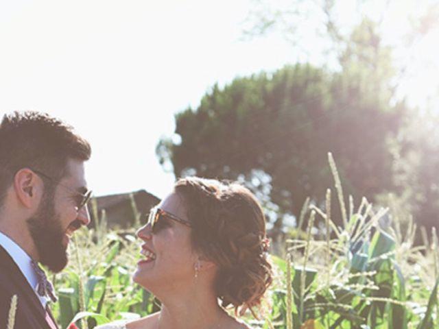 Le mariage de Guillaume et Anastasia à L'Isle-Jourdain, Gers 4