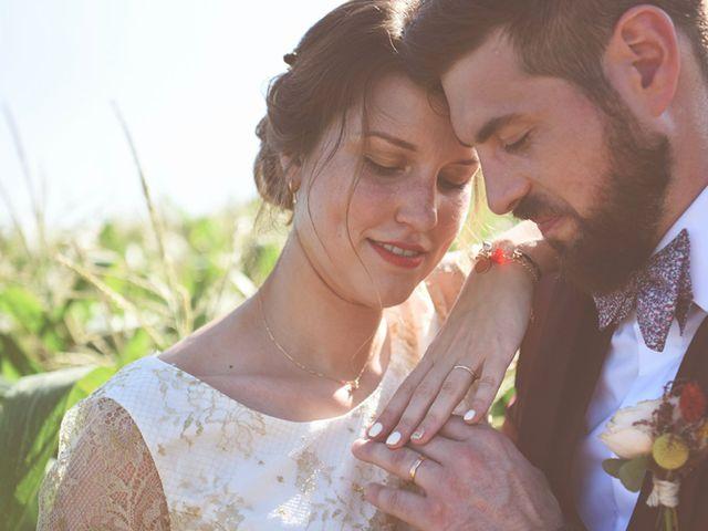 Le mariage de Guillaume et Anastasia à L'Isle-Jourdain, Gers 31