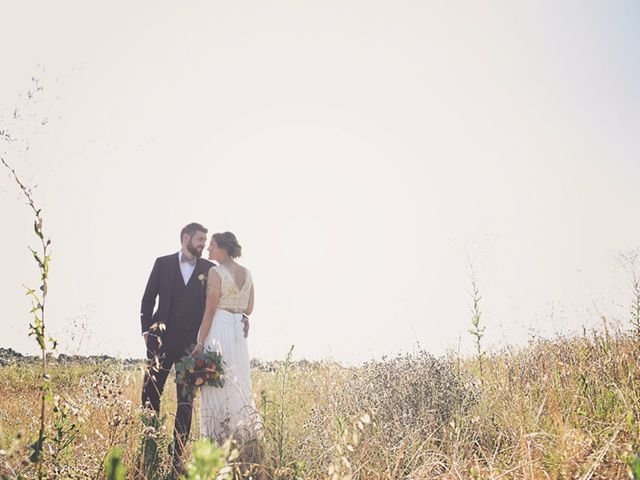 Le mariage de Guillaume et Anastasia à L'Isle-Jourdain, Gers 1