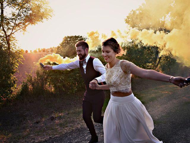 Le mariage de Guillaume et Anastasia à L'Isle-Jourdain, Gers 2