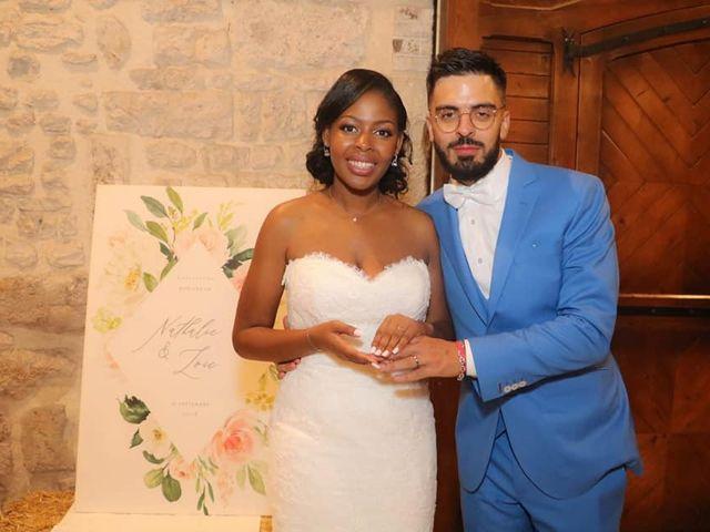 Le mariage de Nathalie et Loic