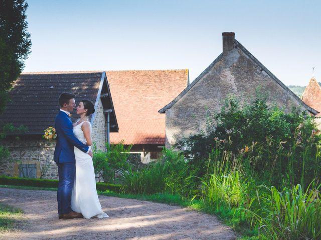 Le mariage de Pierre et Elise à Charolles, Saône et Loire 1