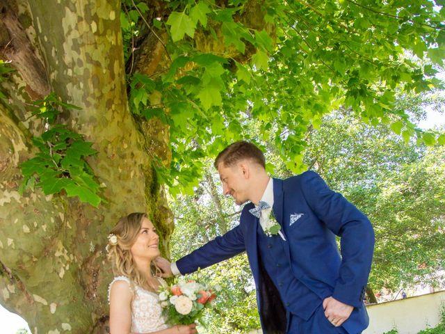 Le mariage de Nicolat et Charlotte à Meylan, Isère 17
